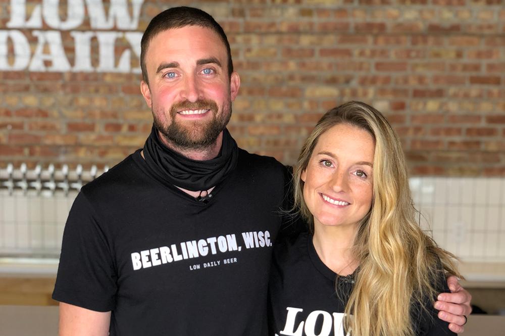 Tim and Claire Sullivan