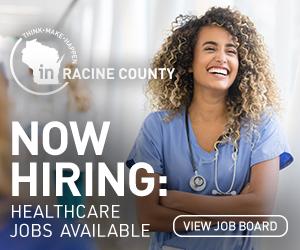 Now Hiring in Racine County