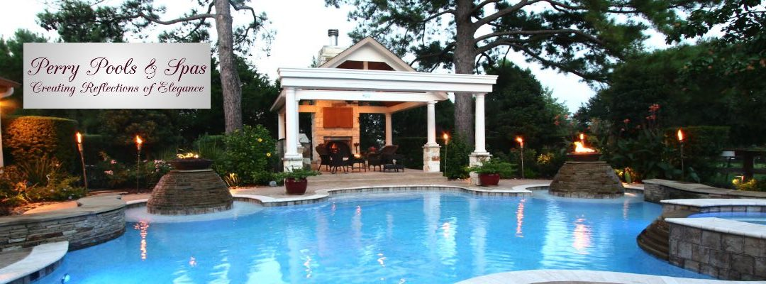 Backyard Paradise Swimming Pools