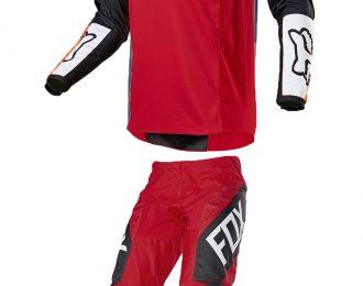 FOX 180 REVN RED MX GEAR SET