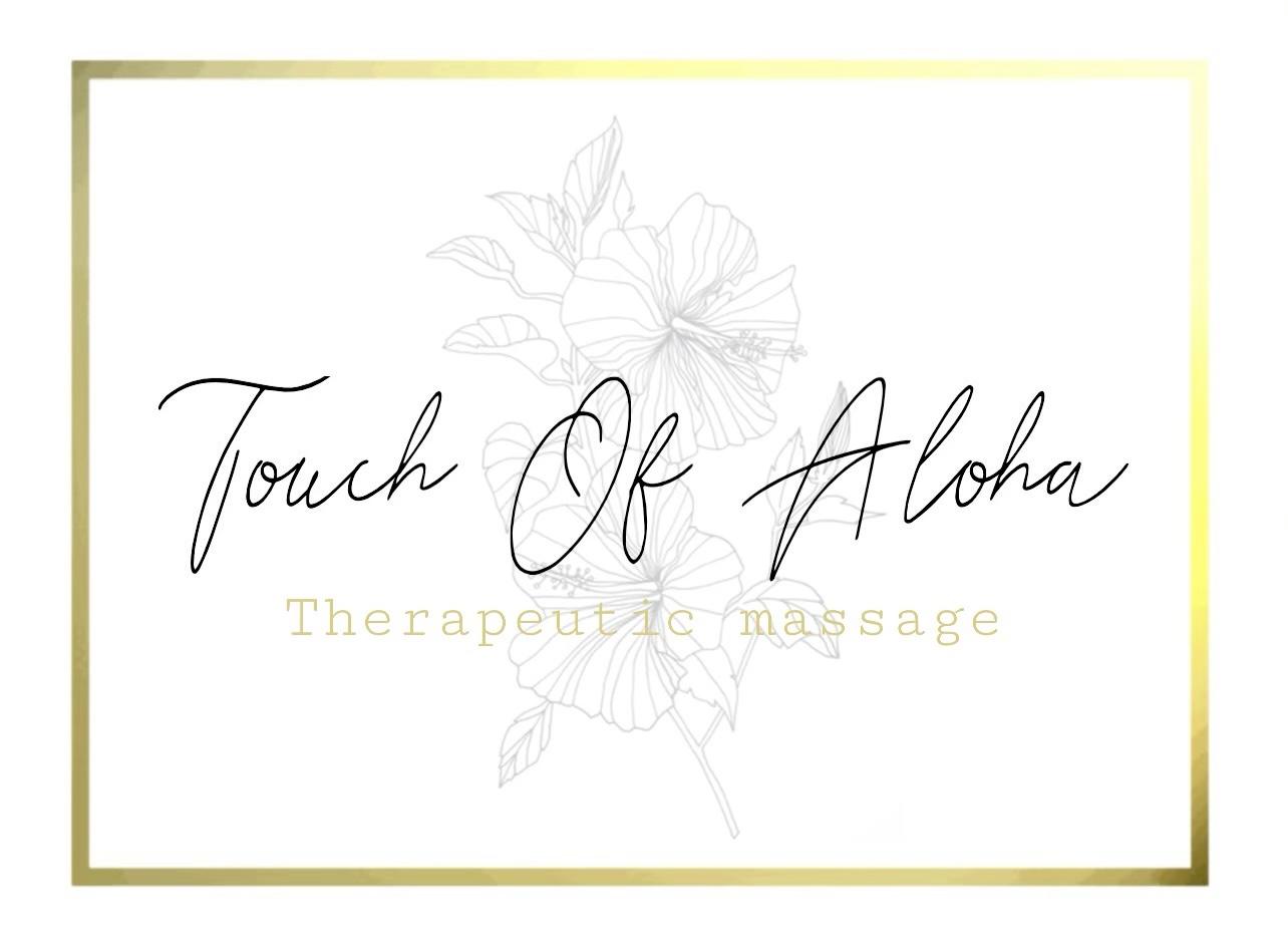 Touch Of Aloha Therapeutic Massage