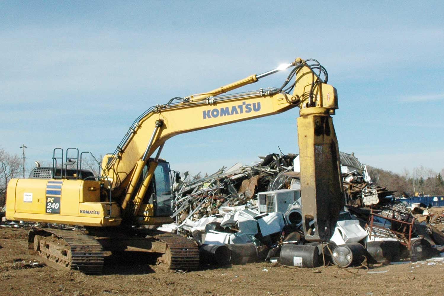 Scrap Metal Williston