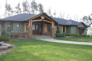Home builder for all of West Michigan - high end design and finishes - Creekside Companies