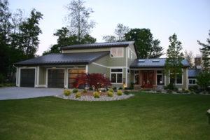 Custom home renovations in West Michigan