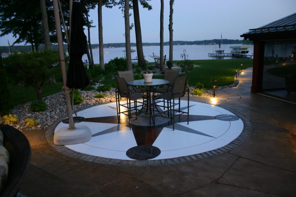 Lakeshore waterfront home renovations and remodeling by award winning Creekside Companies