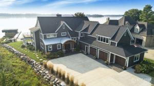Custom waterfront home designer, builder - Creekside Companies