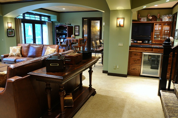 Custom home remodels and renovations in West Michigan