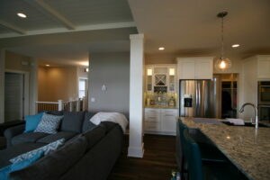 Custom home construction in West Michigan