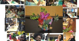 Creative Arts Therapy - Adult support group - Metamorphosis