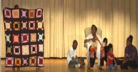 Story of the History of The Quilt
