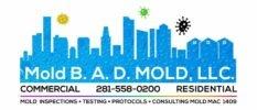 Mold Bad Mold houston mold inspector Logo for webpage