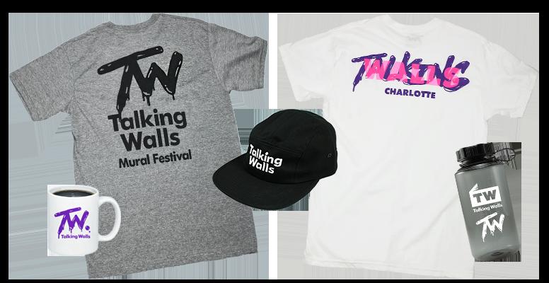 Shop Talking Walls