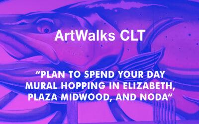 ArtWalks CLT: Talking Walls Trail