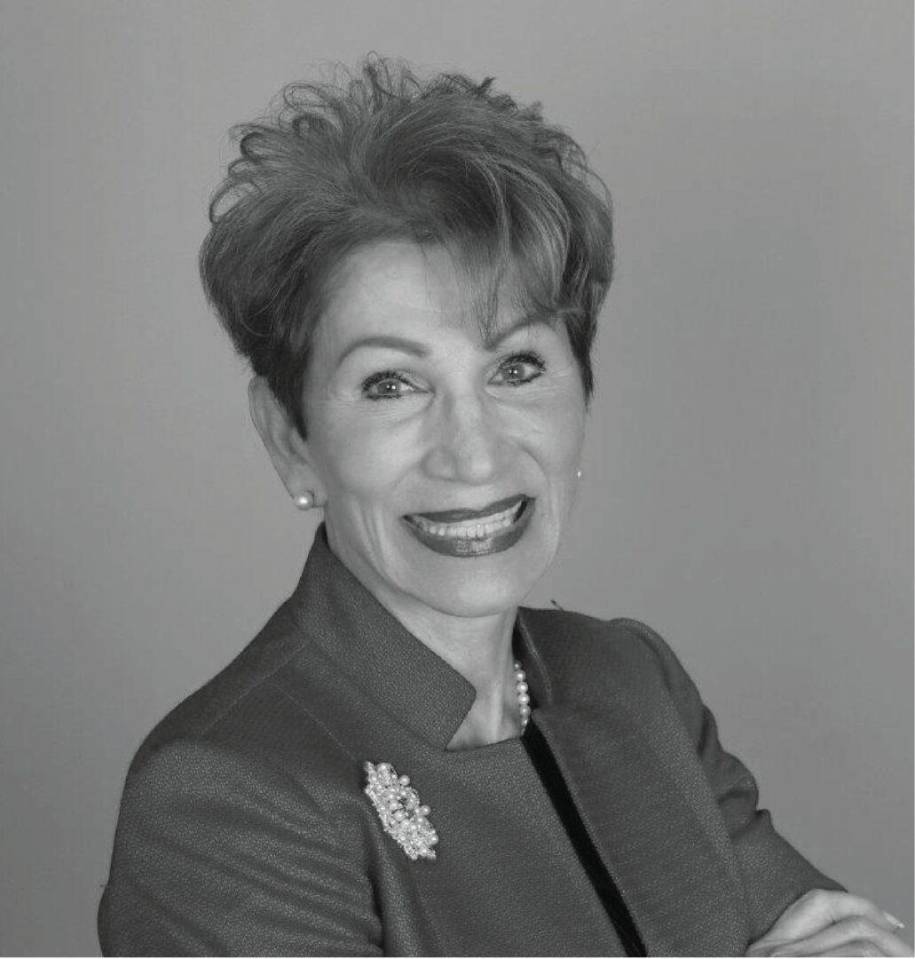 Moderator Wanda Gozdz
