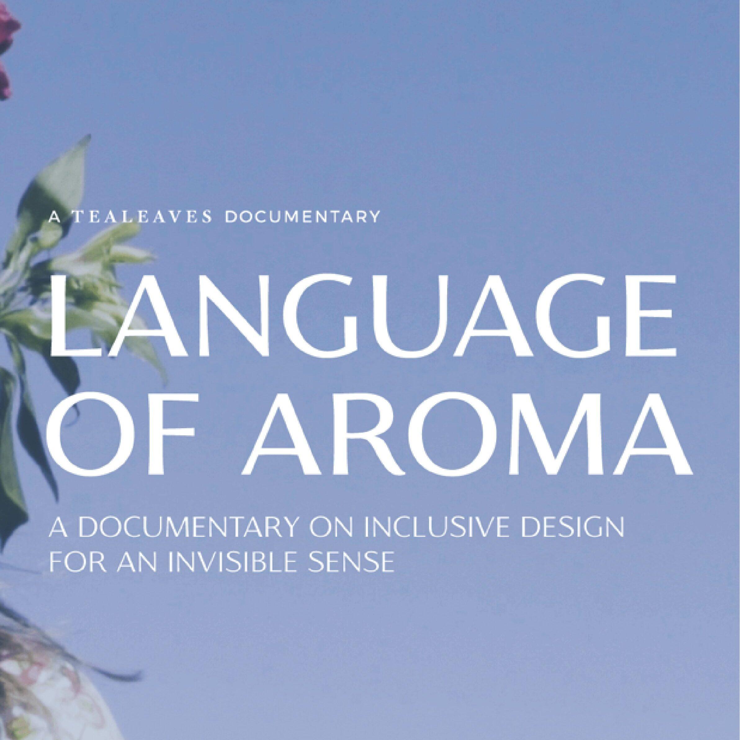 Language of aroma