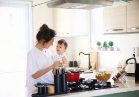 Kitchen, Cooking, Commercial Kitchen, Food, Pasta