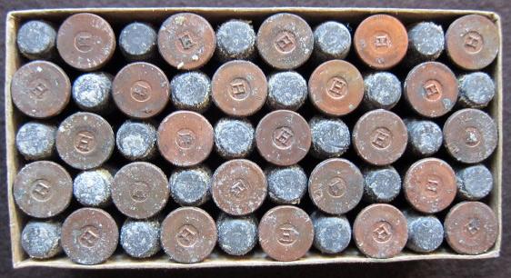 44 Henry Rimfire Cartridges