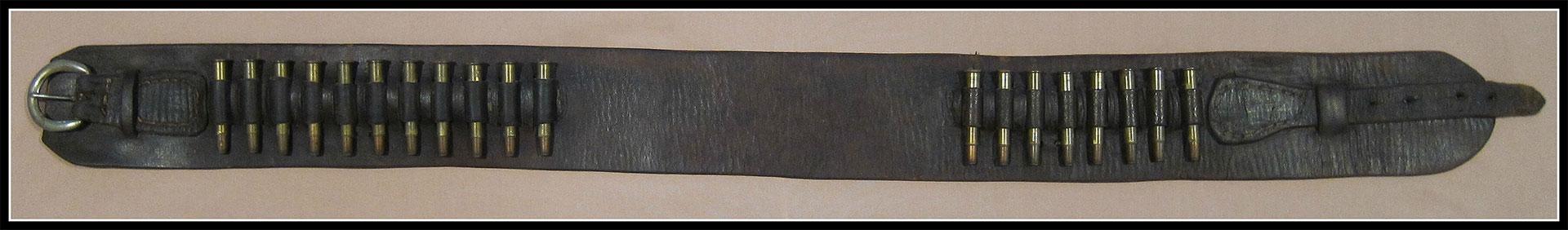 Bunkhouse Rifle Cartridge Belt