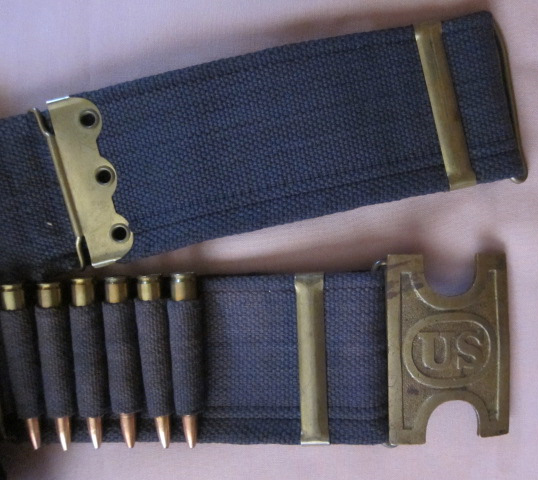 1896 Military Flap Holster Whittemore Plate