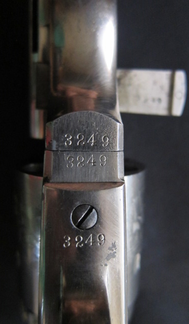 Colt Open Top Revolver Serial Numbers