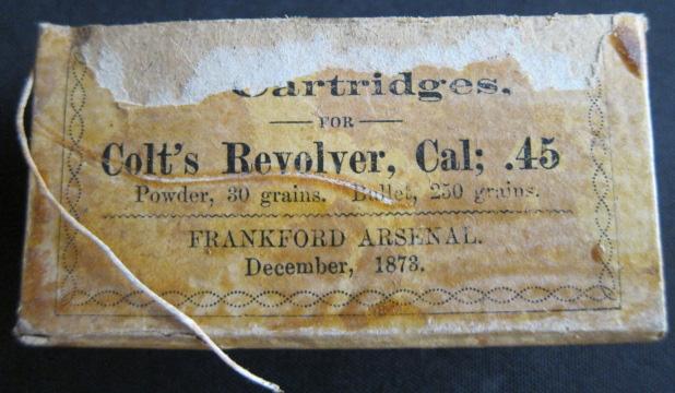 Frankford Arsenal .45 Caliber Ammo