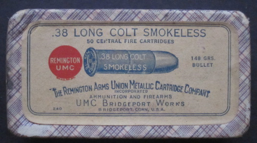 REM-UMC 38 Long Colt Ammo - #1440