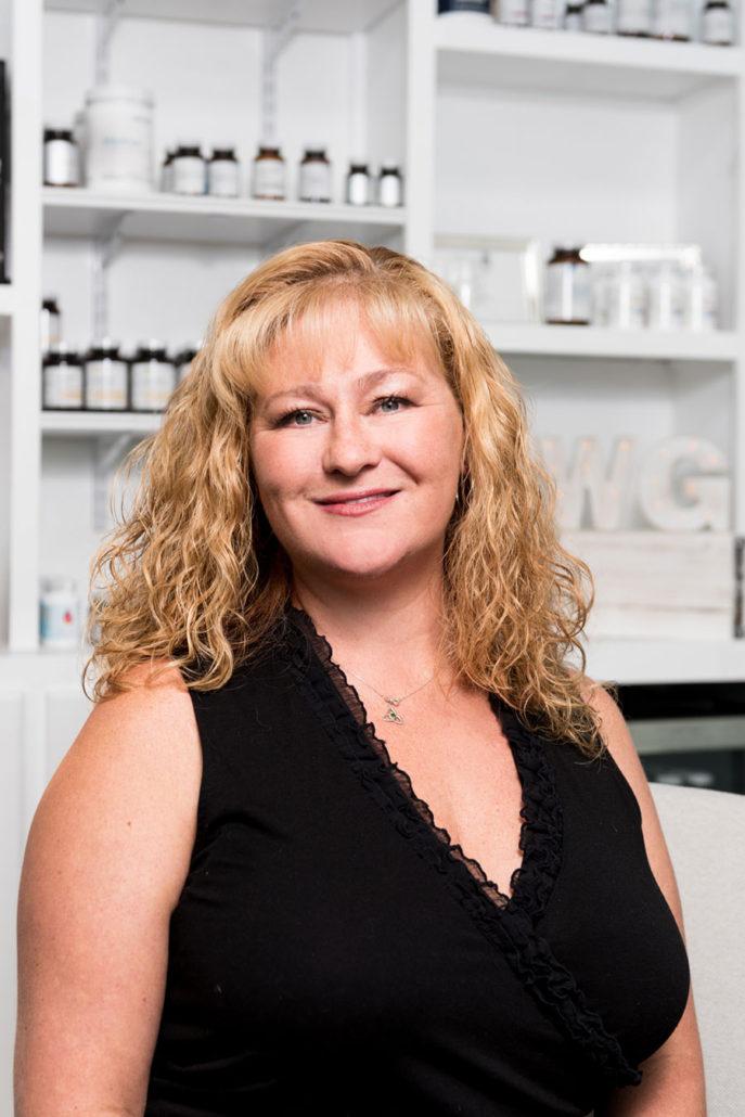 Rebecca Sauer, Nutritional Consultant
