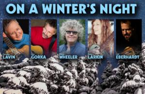On A Winter's Night @ The Regent Theatre
