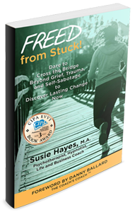Freed from Stuck by Susie Hayes