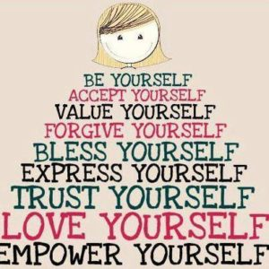 Expect From Yourself