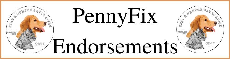 PennyFix Endorsements