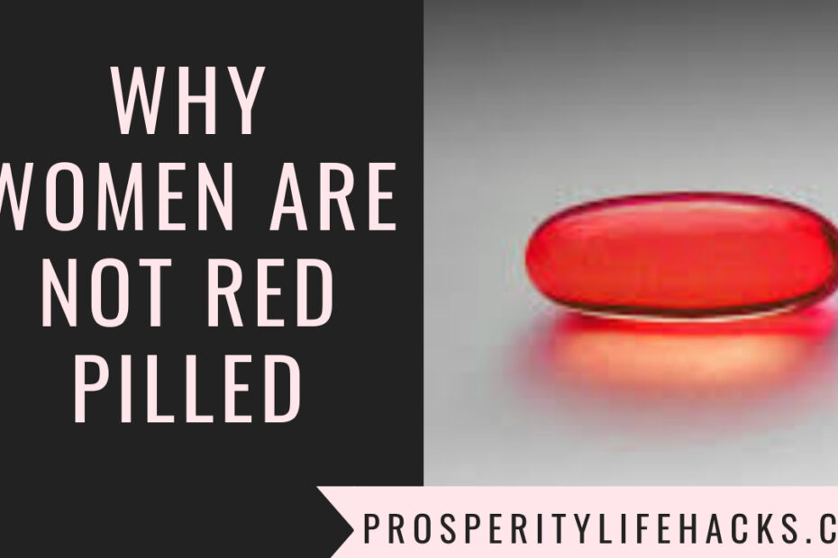 Why Women Are Not Red Pilled-Davinci Neptune