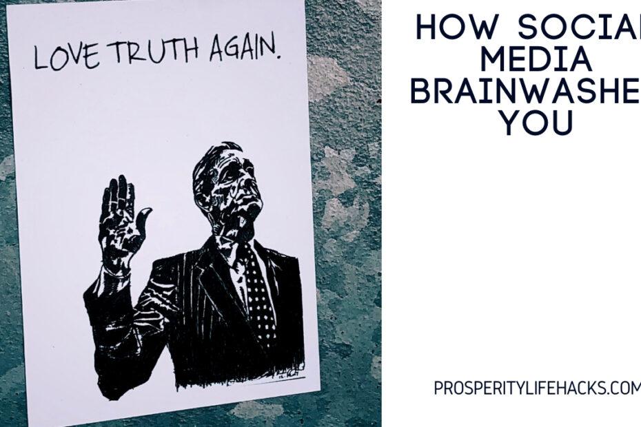 How Social Media Brainwashes you - Davinci Neptune