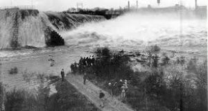 Great Flood of 1927 Lowell MA