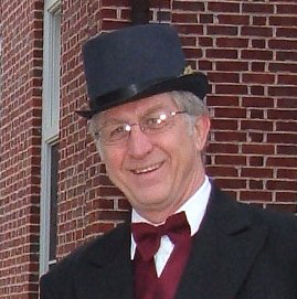 The Holiday Singers' Bill Peterson