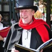 The Holiday Singers' David Mayo