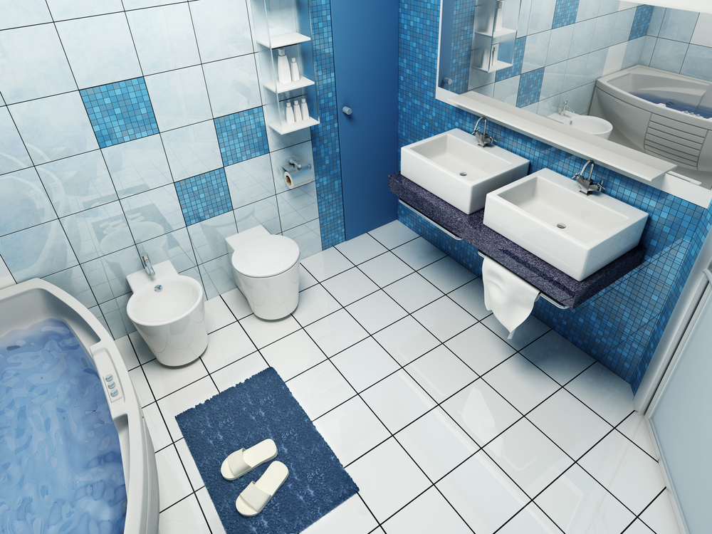 services bathroom tile cleaning