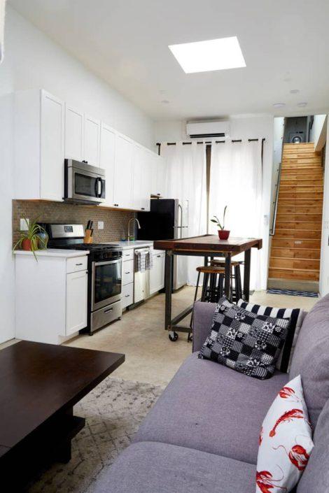 E1507 Modern Kitchen Space
