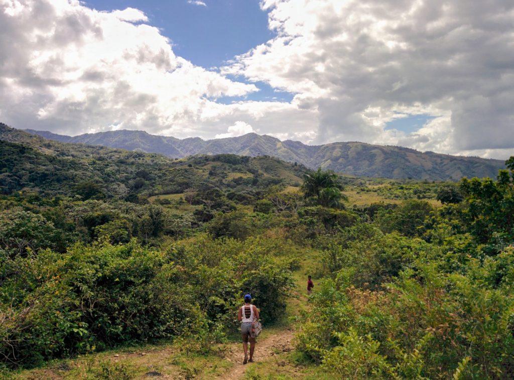 Hiking the Cordillera Oriental