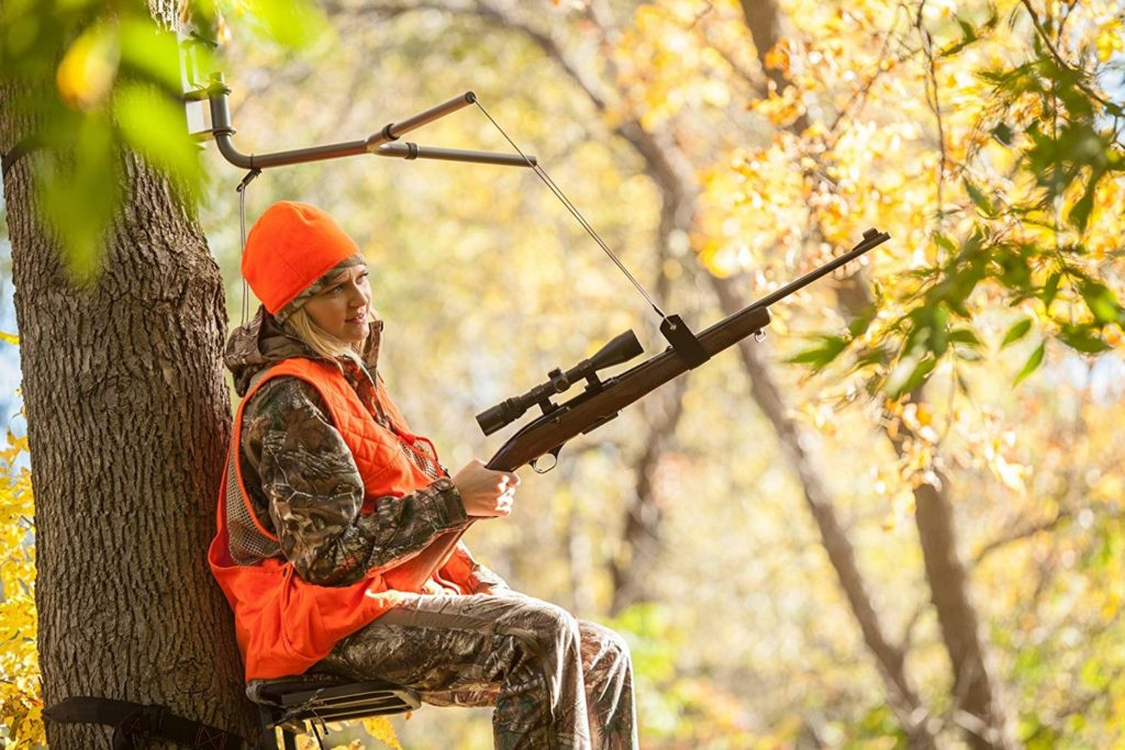 SkyRest Tree Stand Shooting Rest