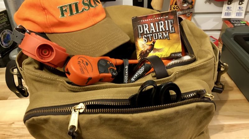 Upland game hunting gear