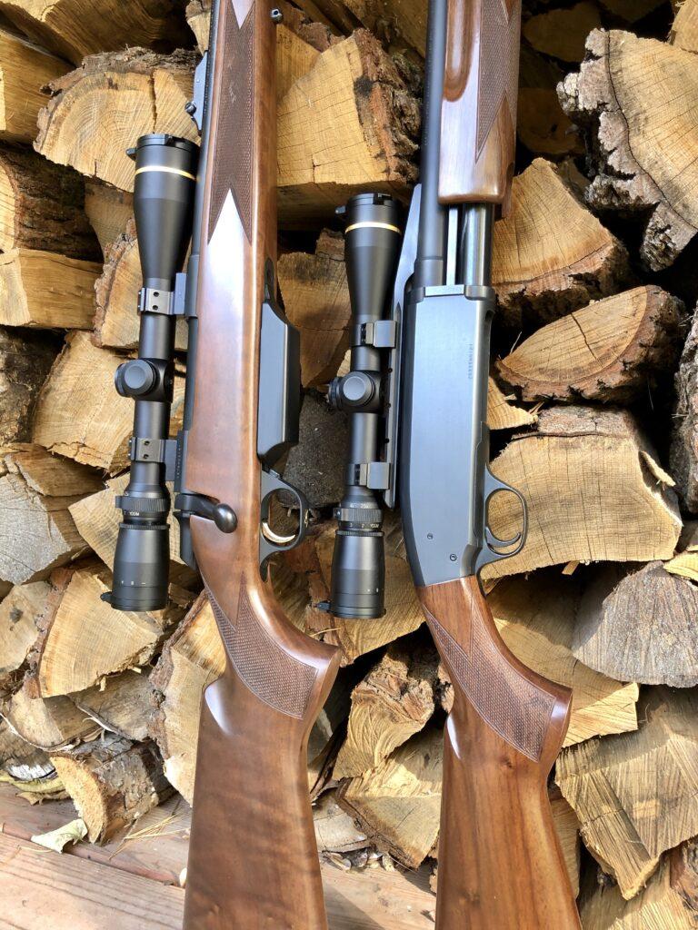Browning A-Bolt Shotgun and Browning BPS Deer Special Shotgun
