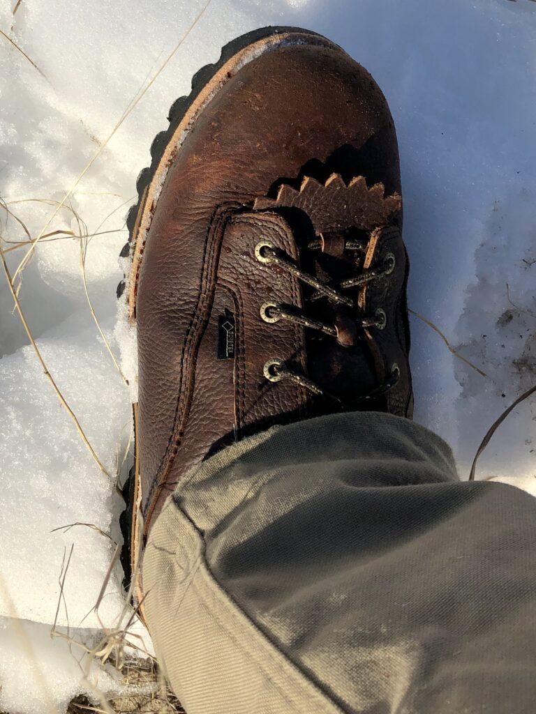 Irish Setter Elk Tracker Boot