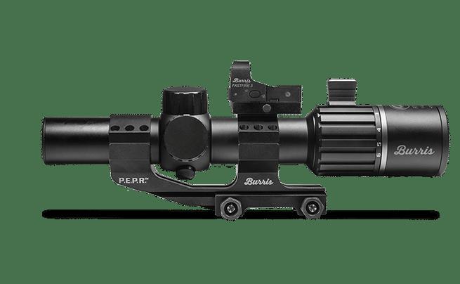 The RT-6 Tactical optics kit from Burris