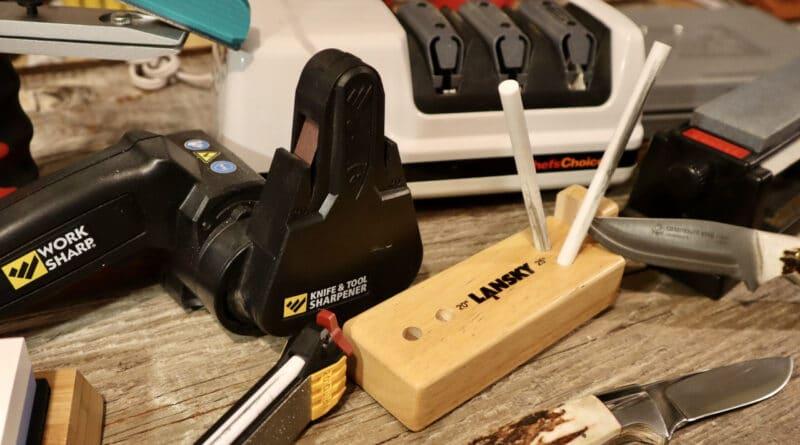 knife sharpeners for hunting knifes