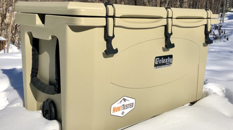 Grizzly 75 Cooler