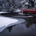 Red Bridge in January