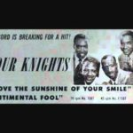 I love the sunshine of your smile by Four Knights