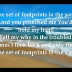 Footprints In The Sand by Cristy Lane