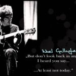 Don't Look Back In Anger by Oasis